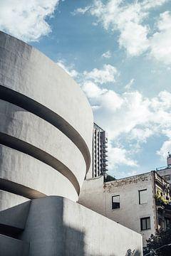 Guggenheim, von außen schöner als von innen von Bas de Glopper