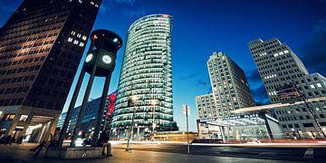 Berlin – Potsdamer Platz sur Alexander Voss