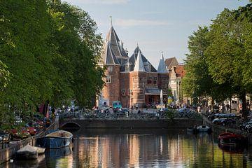 Nieuwmarkt Amsterdam van