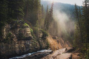 Der mystische Johnston Canyon von Joris Pannemans - Loris Photography