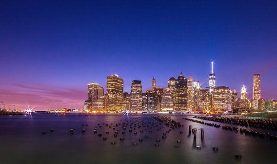 New York by Night 1