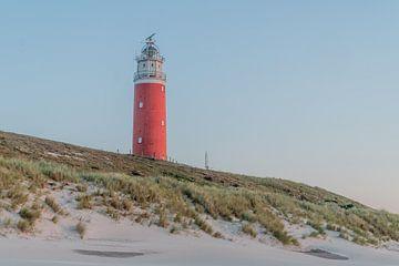 Eierland, de vuurtoren van Texel. van Axel Weidner