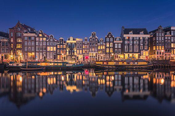 Amsterdam Rood Licht van Pieter Struiksma