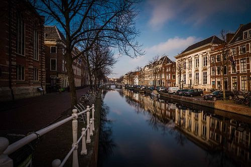 Rapenburg - Leiden van