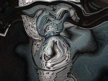 Synthetisches  Idol van Heidrun Carola Herrmann