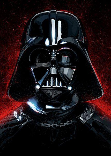 Darth Vader von Nikita Abakumov