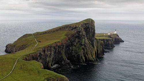 Neist Point Lighthouse van