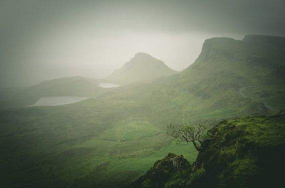 Mist over Quiraing