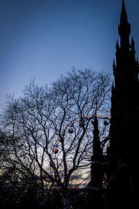 Blue Edinburgh