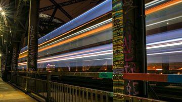 Lighttrain van Sven Frech