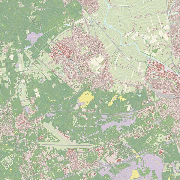 Kaart vanSoest