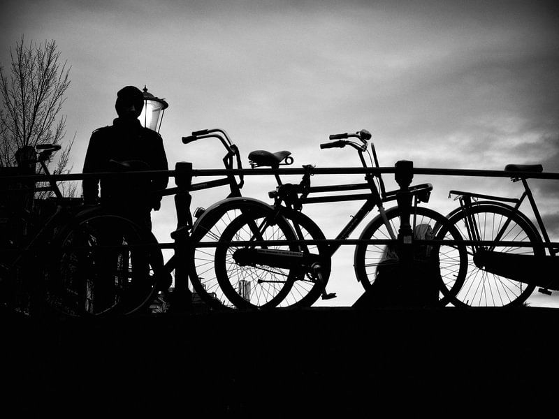 My bike van Lex Schulte