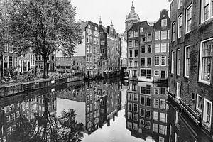 Amsterdamse reflecties van Etienne Michel