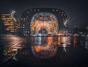 Markthalle Rotterdam von Dennis Donders