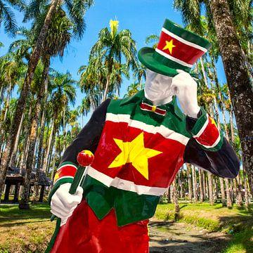 Herr Surinam von Michel Groen