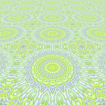 Mandala type 36 perspectief van Marion Tenbergen