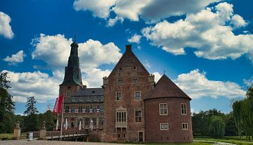 Raesfeld - Schloss Raesfeld - Münsterland von Maximilian Prinz Hohenlohe