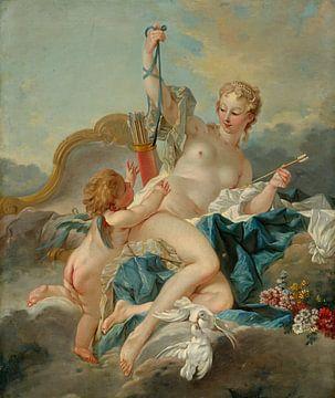 François Boucher - Venus sur