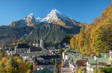 L'automne dans le Berchtesgadener Land sur Achim Thomae