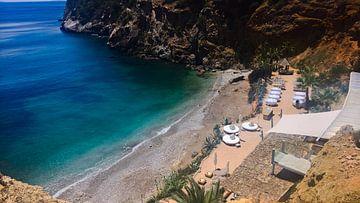 Ibiza privéstrand von Ams Art
