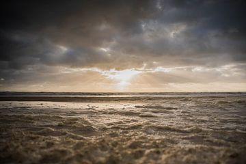 Sunset in Zandvoort von Mascha Boot