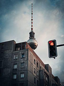Berlin-Mitte van Alexander Voss