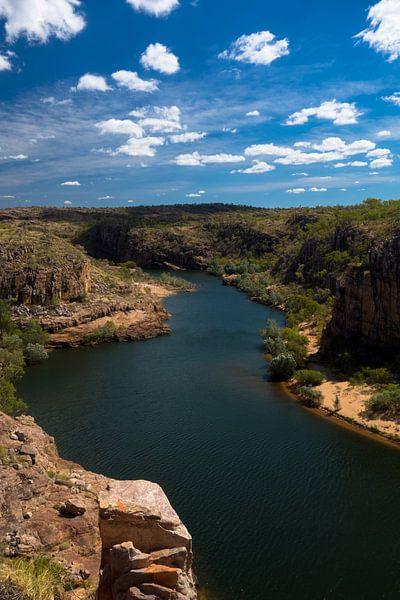 Katherine Gorge, Nitmiluk, Northern Territory van Tessa Louwerens
