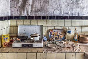 Verlassenes Haus in Belgien