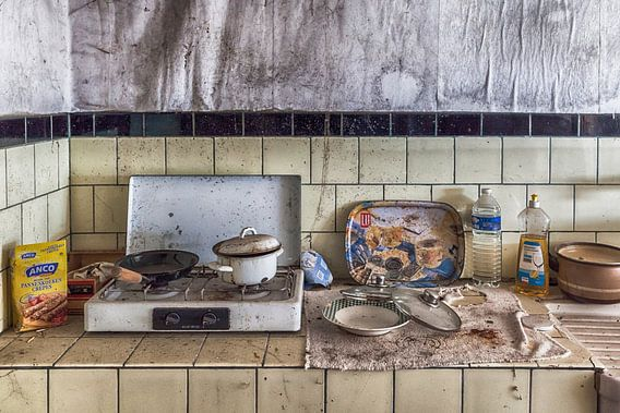 Verlaten huis in België