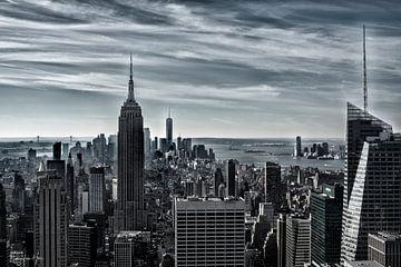 Rockefeller Center van Edward van Hees