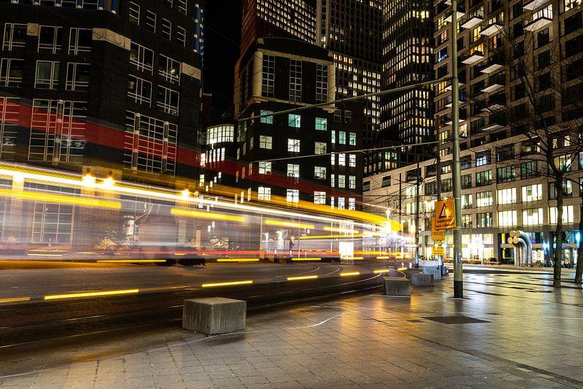 Den Haag und öffentliche Verkehrsmittel von Carla van Zomeren