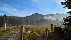 Bayerische Alpen van