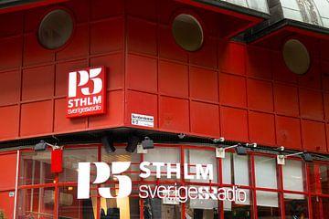 photo de détail du paysage de rue à Stockholm sur Karijn Seldam