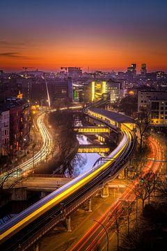 Berlijn BVG van Iman Azizi