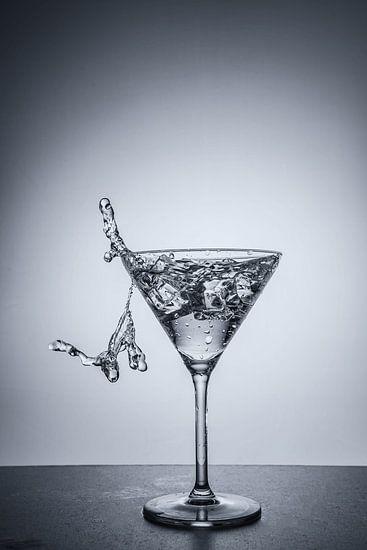 Martinisplash 1 van Cees Petter