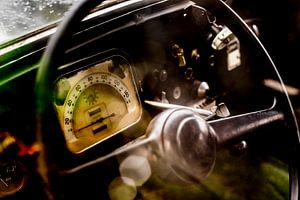Vintage Dashboard van Jack Vermeulen