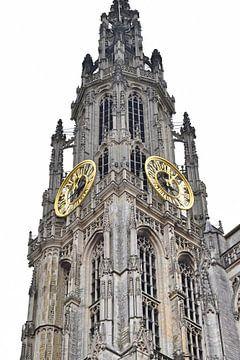 Antwerpener Liebfrauenkathedrale von Tessa Selleslaghs