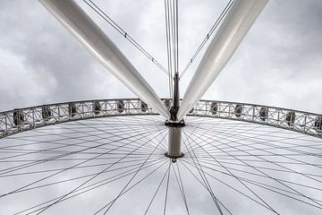 The Eye à Londres sur Eric van Nieuwland