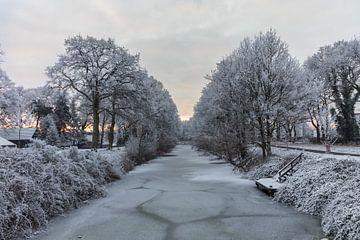 Winterlandschap van Marianne Twijnstra-Gerrits