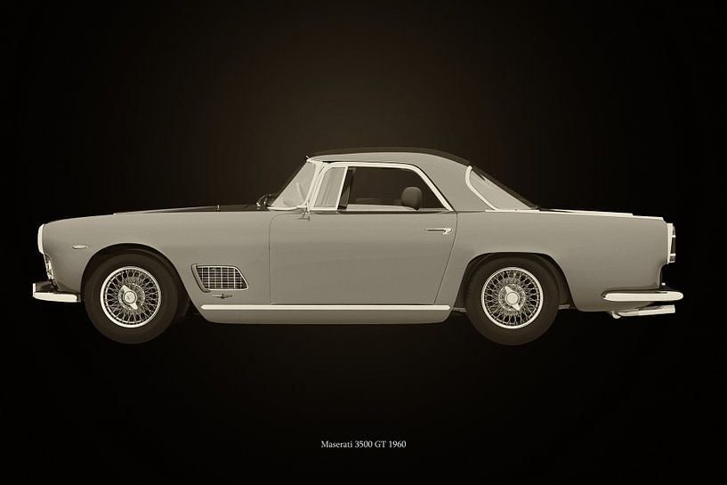 Maserati 3500 GT van Jan Keteleer