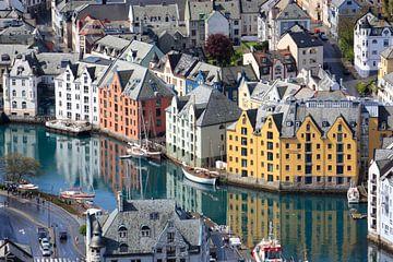 Apotekergata, Ålesund van Stephan Neven