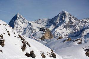 Bergstation Birg von Bettina Schnittert