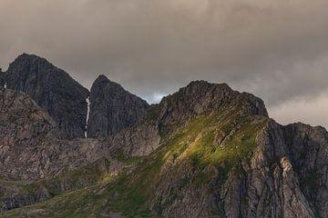 Lofoten Noorwegen van Marcel Kerdijk