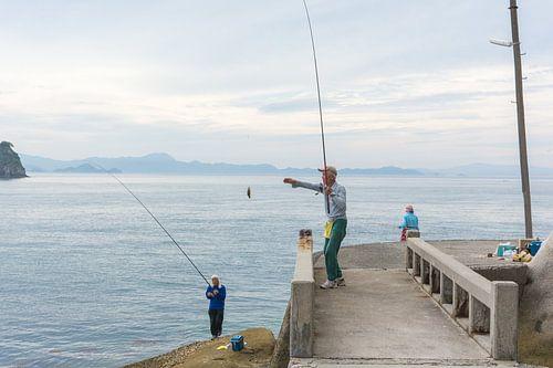 De drie vissers van