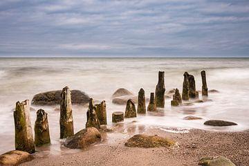 An der Küste der Ostsee von Rico Ködder