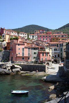 Cinque Terre (Italië) van Anouk Davidse