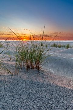 Sonnenuntergang auf Juist von Dirk Rüter