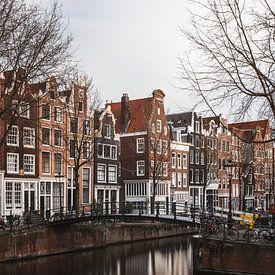 Amsterdam grachten van Lorena Cirstea