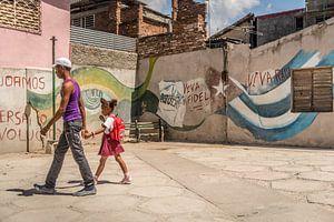 Santiago de Cuba, Viva Castro