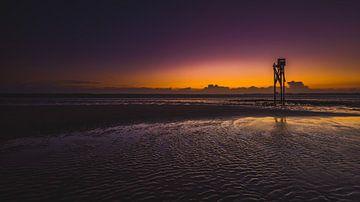 De Kaloot strand von Andy Troy